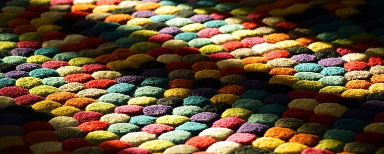 Как да изберем цвета на килима?
